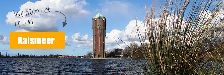 Verhuislift huren in Aalsmeer